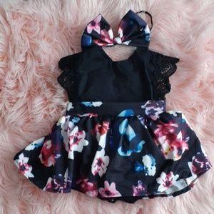 Other - Infant Floral Dress